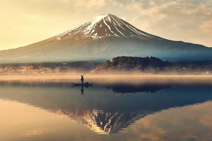 Ou partir en Octobre Japon Mont Fuji